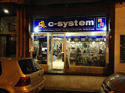 Empresa C-SYSTEM INFORMATICA SANTANDER