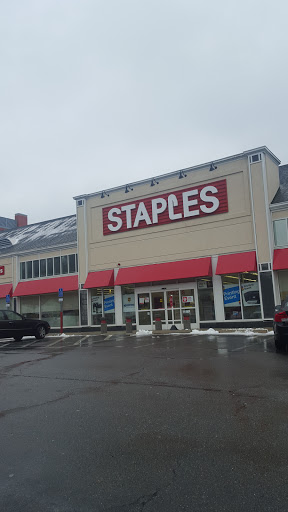 Office Supply Store «Staples», reviews and photos, 73 Turnpike St, North Andover, MA 01845, USA