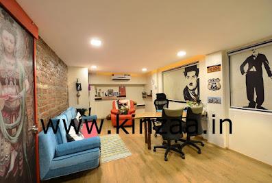 KINZAA – Best Commercial Interior Designers and Architects in Andheri Mumbai Mumbai