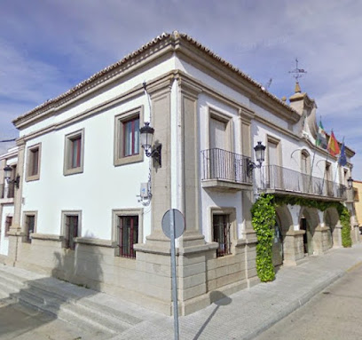 City of San Vicente De Alcantara