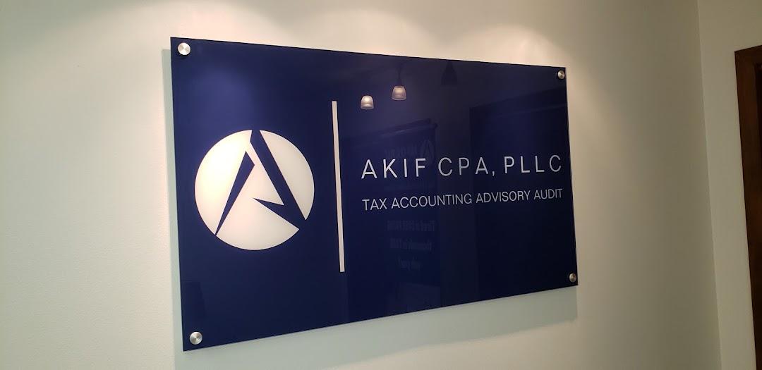 Akif CPA, PLLC