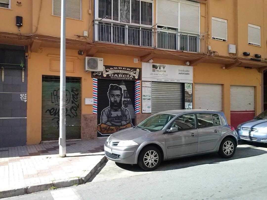 Barbería corte & afeitado García