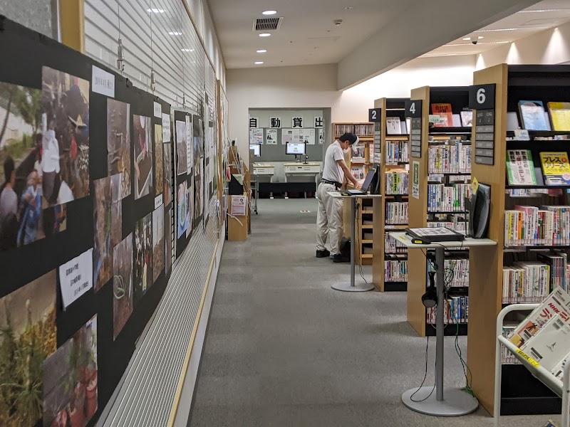 市川 市 図書館
