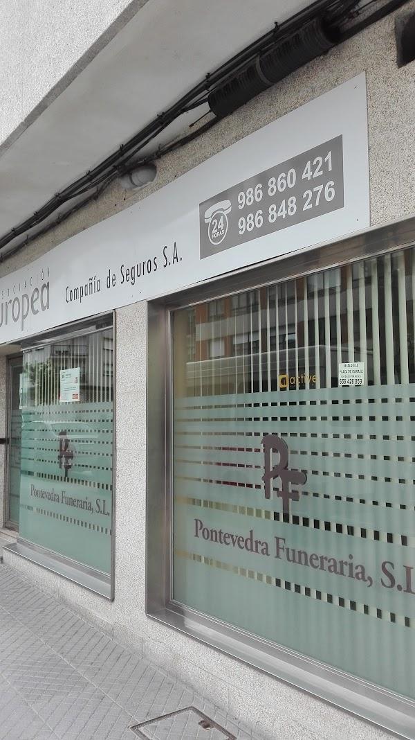 Pontevedra Funeraria S L