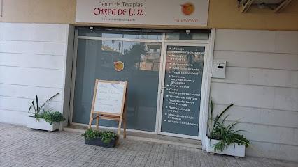 imagen de masajista Chispa de Luz