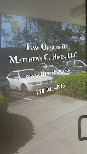 Personal Injury Attorney «Law Offices of Matthew C. Hines», reviews and photos