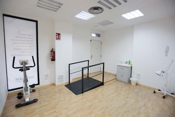 Clinica de fisioterapia conMueve