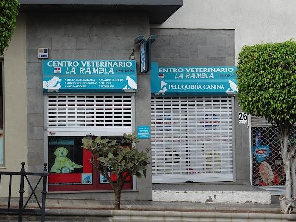 Centro Veterinario La Rambla
