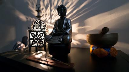 imagen de masajista Rasayana