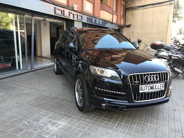 Auto Müller Barcelona