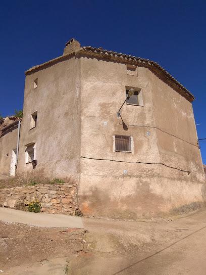 Castillo de Sisamón