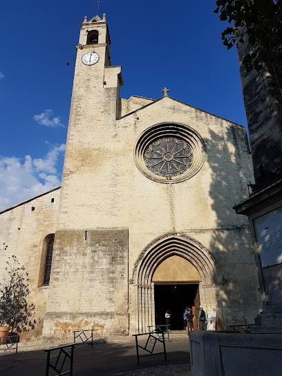 Forcalquier Cathedral
