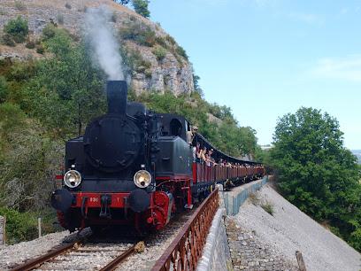 Railway Tourist Haut Quercy