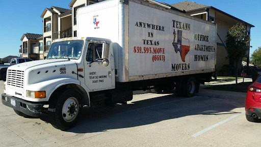 Mover «Texans Movers LLC», reviews and photos