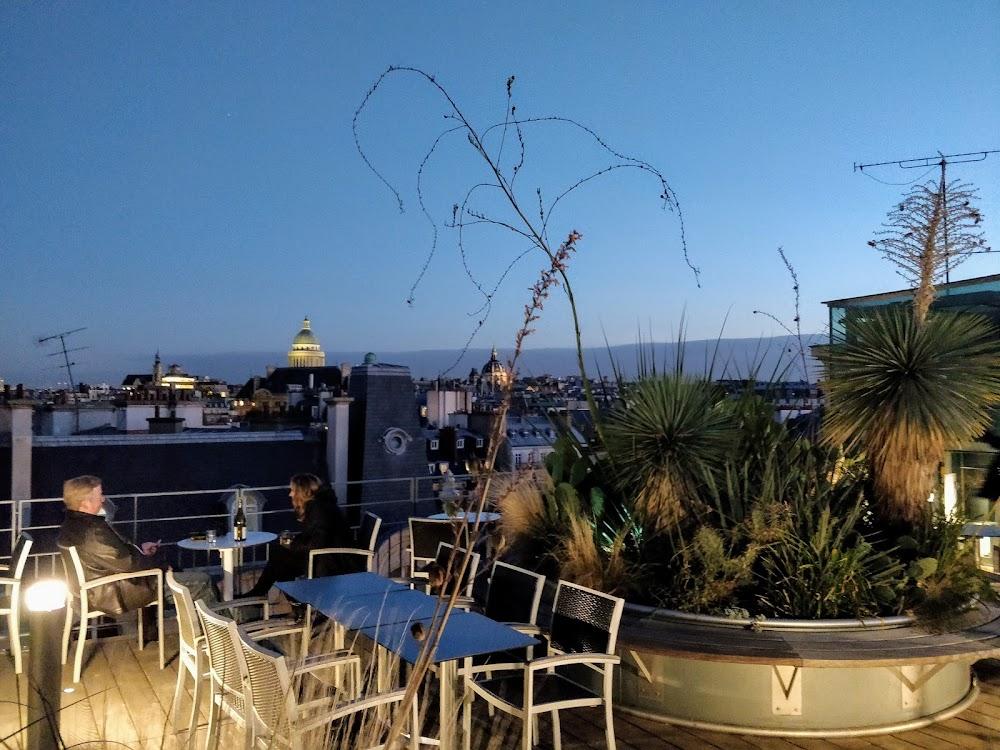 photo du resaurant Le 43-Roof Top