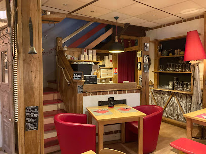 photo du restaurant Scarlett