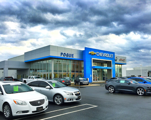Chevrolet Dealer Pogue Chevrolet Buick Gmc Reviews And