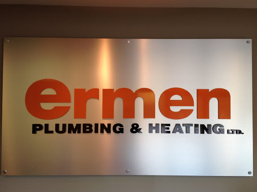 Plombier Ermen Plumbing & Heating Ltd à Moncton (NB) | LiveWay