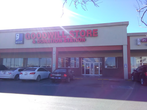 Goodwill Store and Donation Station, 1431 E Court St, Seguin, TX 78155, Clothing Store