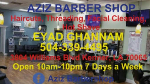 Aziz Barber Shop