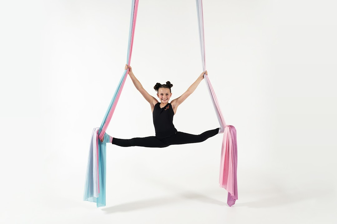 Aeris Aerial Arts Kaysville Silks Classes, Contortion, and More.