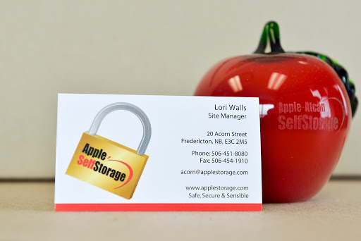 Storage Apple Self Storage - Fredericton in Fredericton (NB) | LiveWay