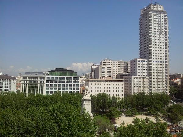 Apartamentos Espahotel Plaza de España
