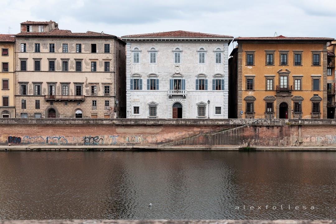 Palazzo Lanfranchi, poi Toscanelli