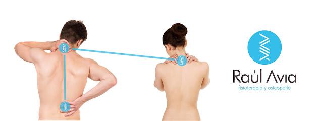 imagen de masajista Raul Avia - Fisioterapia y Osteopatía - fisio Hellin