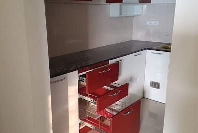 Pravina Modular kitchenTiruvottiyur