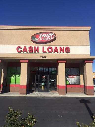 Speedy Cash, 1029 W Ave I, Lancaster, CA 93534, Loan Agency