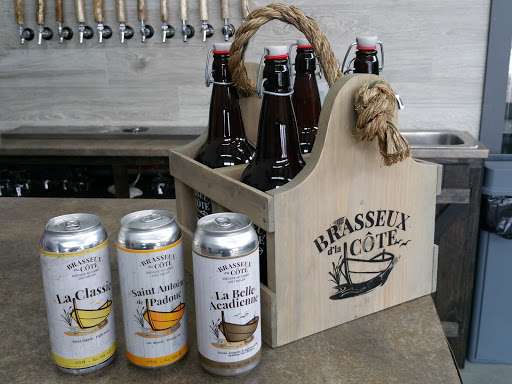 Brewery Brasseux d'la Côte in Tracadie-Sheila (NB) | CanaGuide