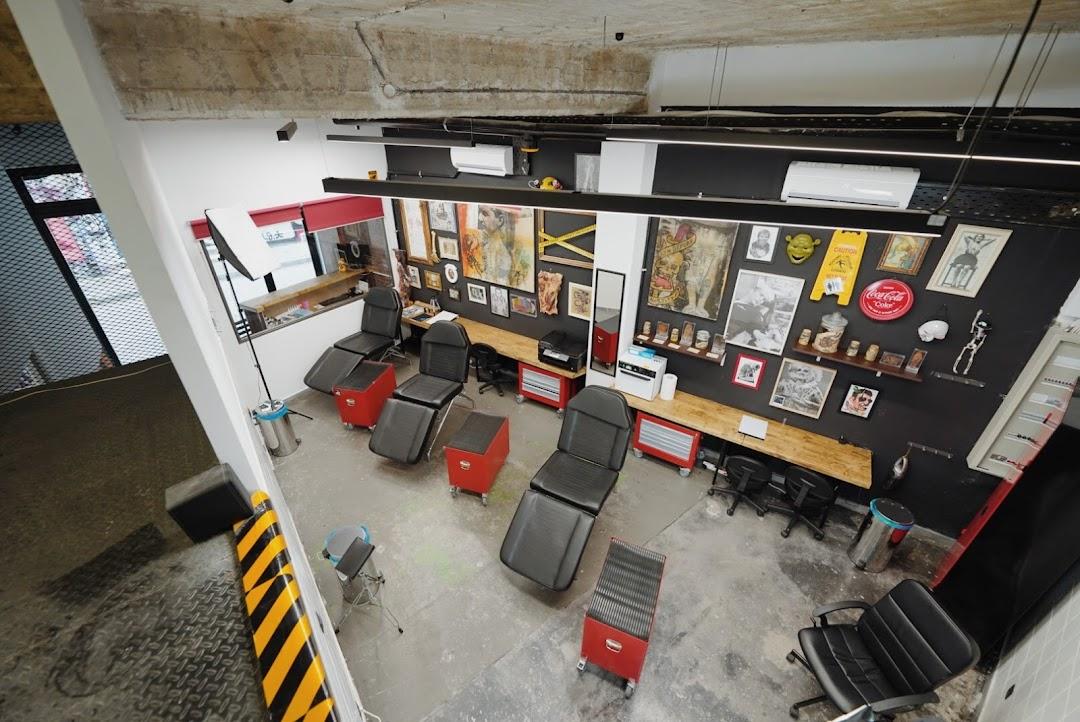 Polis Decay Tattoo-Gallery