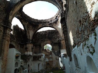 Iglesia de San Salvador - Cementerio