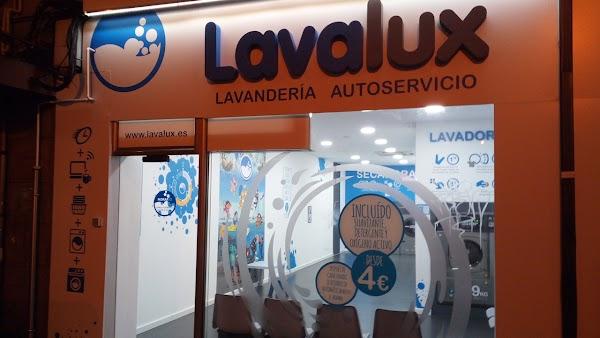 Lavanderia Autoservicio Lavalux Ourense 1