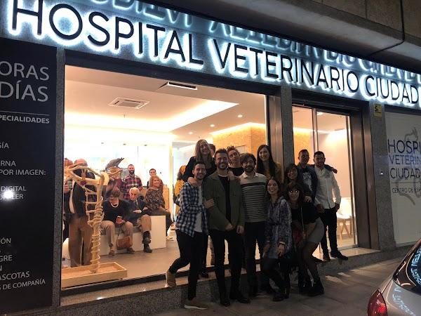 Hospital Veterinario Ciudad Real. Centro de Especialidades