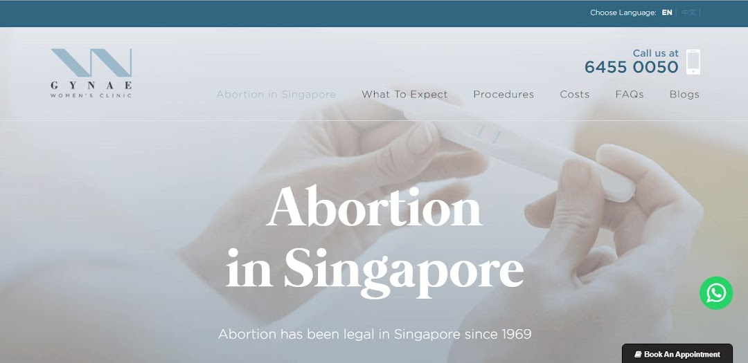W Gynae - Singapore Abortion Clinic