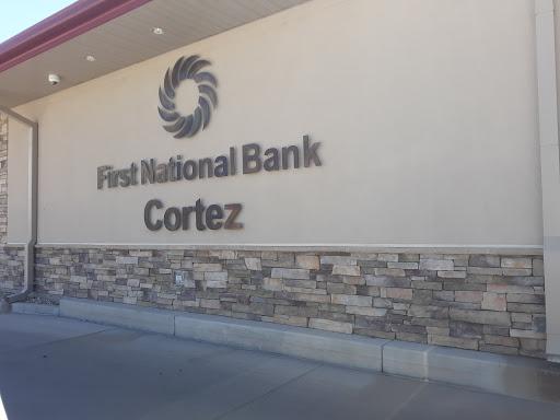 First National Bank Cortez in Cortez, Colorado