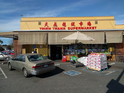Asian grocery store Thien Thanh Supermarket