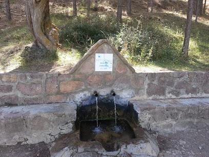 Fuente Matahombres. Camarena de la Sierra