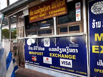 Currency exchange service Minipost Money Exchanger