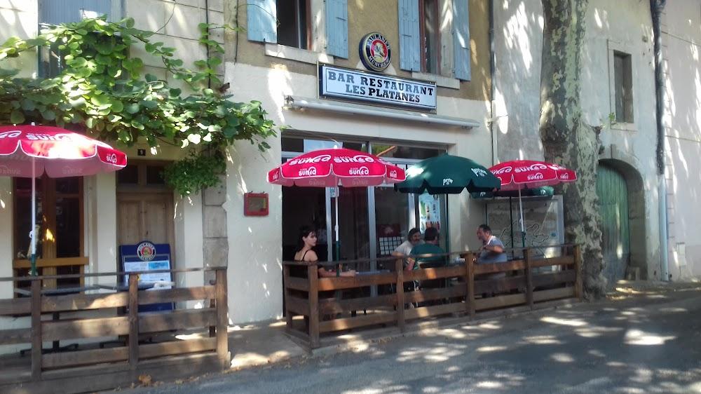 photo du resaurant Bar les Platanes