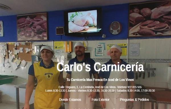 Carlos Carnicería
