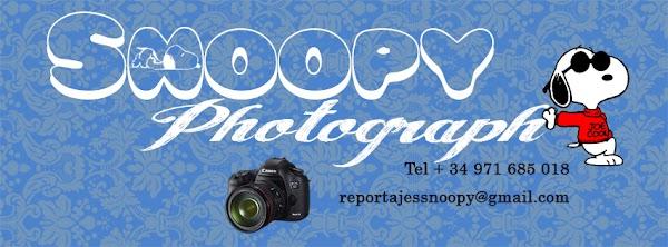 Alonso Fotógrafo Snoopy