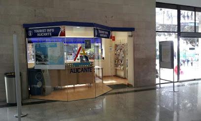 Oficina de Turismo- Renfe- AVE Alicante