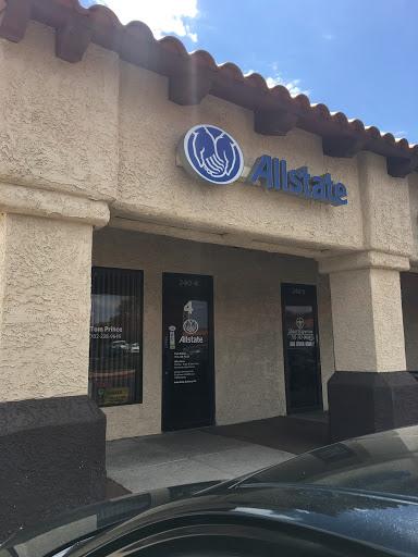 Allstate Insurance Agent: Tom Prince, 240 S Rainbow Blvd Ste 4, Las Vegas, NV 89145, Insurance Agency