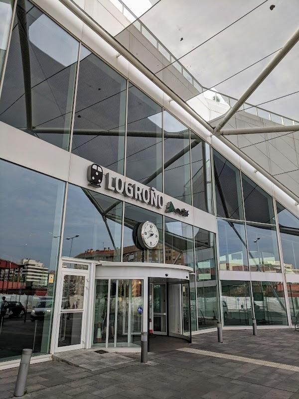 Europcar Logrono Estación De Tren