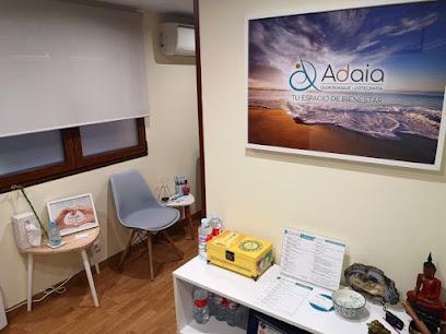 imagen de masajista Adaia Quiromasaje·Osteopatía