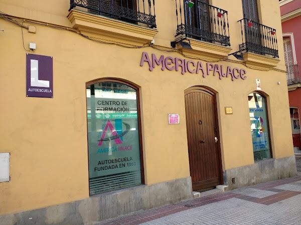 AUTOESCUELA AMERICA PALACE SL