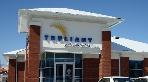 Truliant Federal Credit Union, 2914 S Elm-Eugene St, Greensboro, NC 27406, Federal Credit Union